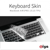 [ZIYA] Macbook Air 13 / Pro 13 / Pro 15 keyboard protective film over a transparent TPU material (a in)
