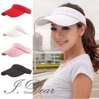 (I.Dear)[I.Dear] Korean fashion sports wind sunshade cap (4 colors)