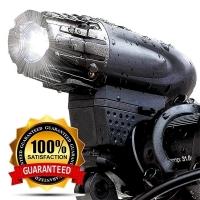 (MACHFALLY)MACHFALLY Aurora Rechargeable Bicycle Light