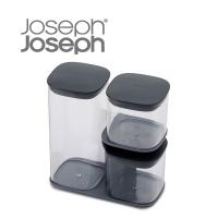 (Joseph Joseph)Joseph Joseph Jacquard Storage Tank (Three-piece set - with ash)