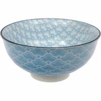 Tokyo Design Porcelain Bowl (blue cloud 11.5cm)