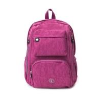 (冰山袋鼠)BSDS Iceberg Kangaroo-Venice Holiday-Waterproof Large Capacity Backpack With Insert-Berry Purple [Z060BR]