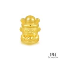 (點睛品)Dotge Charme Culture Blessings Fortune God Gold Beads