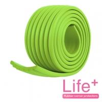 (Life Plus)Life Plus] [DIY Universal Home Protection widening guard bar (green)