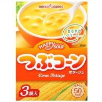 Pokkasapporo POKKA Corn Soup (37.8g)