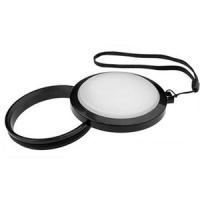 (ROWAJAPAN)ROWAJAPAN 43mm 46mm 49mm White Balance Lens Filter Cap with Filter Mount