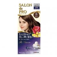 (Dariya)Dariya Salon White Hair Fast Hair Dough Cream 6 Black Brown Brown