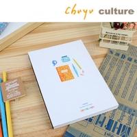 (chuyuculture)NB-32215 B6/32K Checker (4*4)/Tearable Note