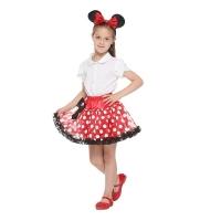 米妮短裙裝扮組-120cm