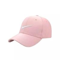 Outdoor Summer Plain Cap Nk Pink