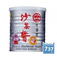 《牛頭牌》原味沙茶醬(737g)