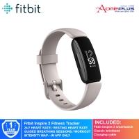 Fitbit Inspire 2 Fitness Tracker - Black/Desert Rose/Lunar White - FB418 + FOC 10000mah PowerBank