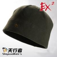 (EX2)EX2 POLARTEC round cap (jungle)