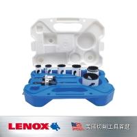 (LENOX)American Wolf LENOX 9-piece circular hole saw set LET30807700G