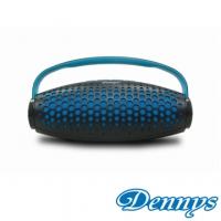 (Dennys)[Dennys] USB / SD Bluetooth portable stereo (BL-06S) - Black Blue
