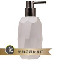 (Sorema)[Sorema Shu Leima] DYNAMIC Hand Washing Milk Tank/Body Wash Tank-White (★Five-star luxury resort hotel bathroom taste★)