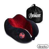 (marvel)Marvel Marvel Series Avengers Space Memory Pillow/Neck Pillow-Black Widow