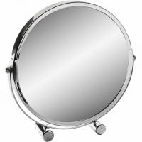 VERSA 雙面立式桌鏡(銀)