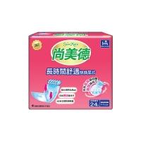 (尚美德)Shang Meide Long Comfortable Quick Change Diapers 24 Pieces x 6 Pack-Box