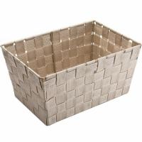 VERSA 長方編織收納籃(米30cm)
