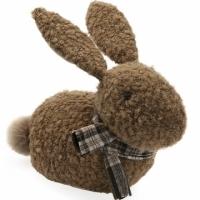 VERSA 動物造型門擋(棕兔)
