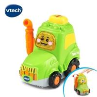 (vtech)Vtech Beep Sound and Light Interactive Car-Tractor