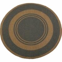 (VERSA)VERSA Woven Placemat (Circle)