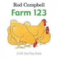 (Macmillan)Farm 123 農場123(翻翻書)(外文書)
