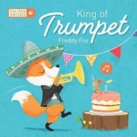 (YoYo Books)The little virtuoso: King of the Trumpet 小小音樂家:小喇叭之王(厚頁書)(外文書)