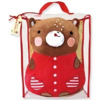 (風車圖書)小熊熊:寶寶絨毛抱抱書