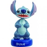 小禮堂 迪士尼 史迪奇 搖搖公仔 陶瓷擺飾 模型 迪士尼公仔 (藍 站姿)