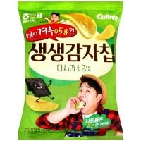 HAITAI Raw Potato Chips-Salted Kombu Flavor (60g)