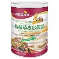 (OTER)OTER Organic Purple Wheat Multi Cereal Milk (800g/Can)