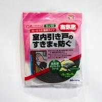 日本 Nitoms 防撞氣密貼條5x15mm