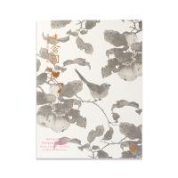 故宮精品 來禽圖:翎毛與花果的和諧奏鳴