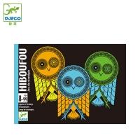 (djeco)[Djeco Zhihe] Crazy Owl