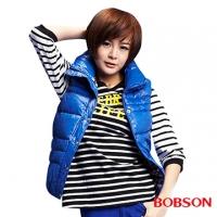 (BOBSON)[BOBSON] female models cotton vest (blue 33111-54)