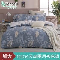(don)DON Posita plus four-piece Tencel dual-use quilt pack set