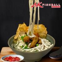 AK Fish Noodle 250 GM