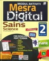 (SASBADI SDN BHD)MODUL AKTIVITI MESRA DIGITAL SAINS/SCIENCE(DWIBAHASA)TINGKATAN 2 KSSM 2020