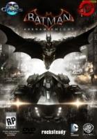 Batman Arkham Knight Offline with DVD [PC Games]