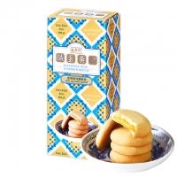 《盛香珍》鹹蛋黃流沙曲奇170g/盒(內裝約16片入)