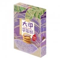 《盛香珍》大甲芋頭酥夾心曲奇85g/盒