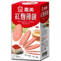 義美 紅麴養生薄餅240g