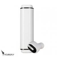 YOUNGFLY True Wireless Fashion Mini Bluetooth Headset YF-ER04(White)