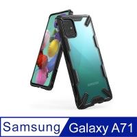 Rearth Samsung Galaxy A71 (Ringke Fusion X) Case of high texture