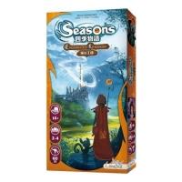 Four Seasons Story: Magic Kingdom (Chinese version) Seasons: Enchanted Kingdom