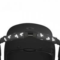 (Choopie)Choopie American stroller handle protection case - Single handle style (baby hippo)