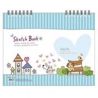 博崴8K sketchbook/AF5532/Happy Day blue/20 in/this