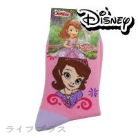 (一品川流)Little Princess Sophia Series 1/2 Children's Socks -19~21cm-2 Double Entry